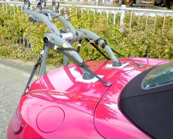Alfa Romeo Brera Spider Bike Rack Car Bike Racks Amp Bike