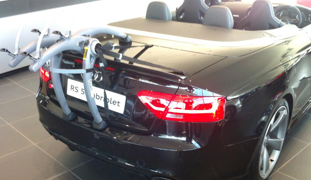 Audi Bike Rack Bike Racks That Your Audi Deserves