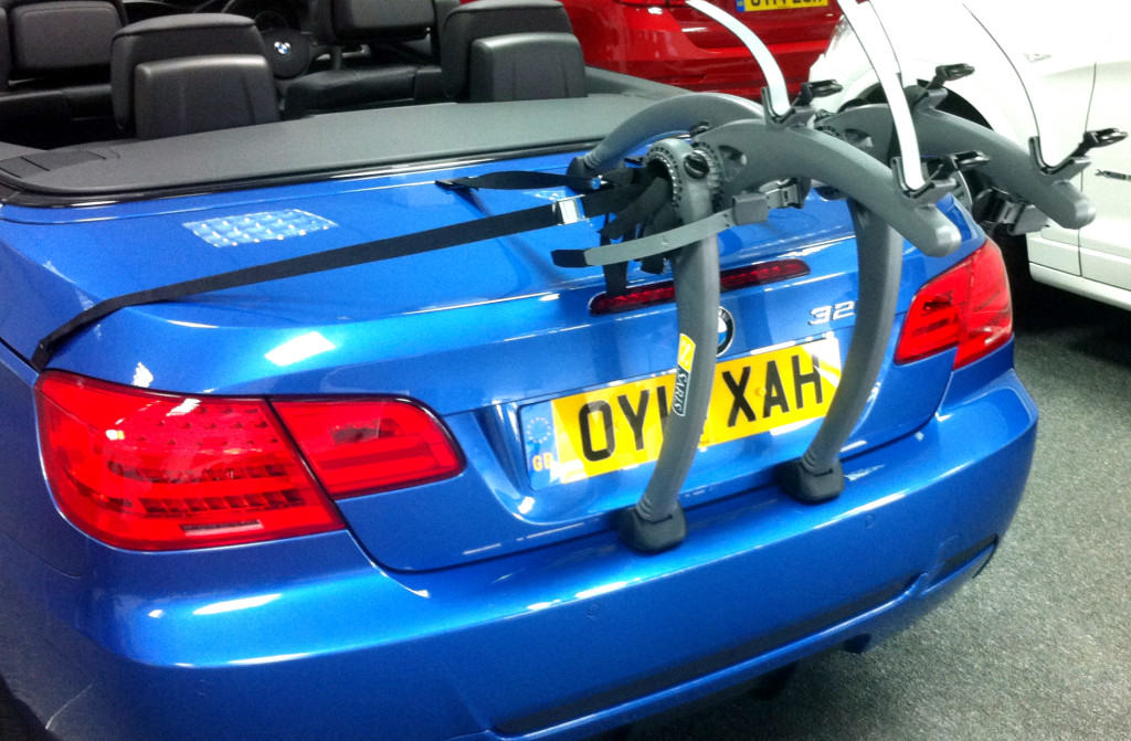 Bmw 3 Series Convertible Bike Rack E93 E46 Amp E30