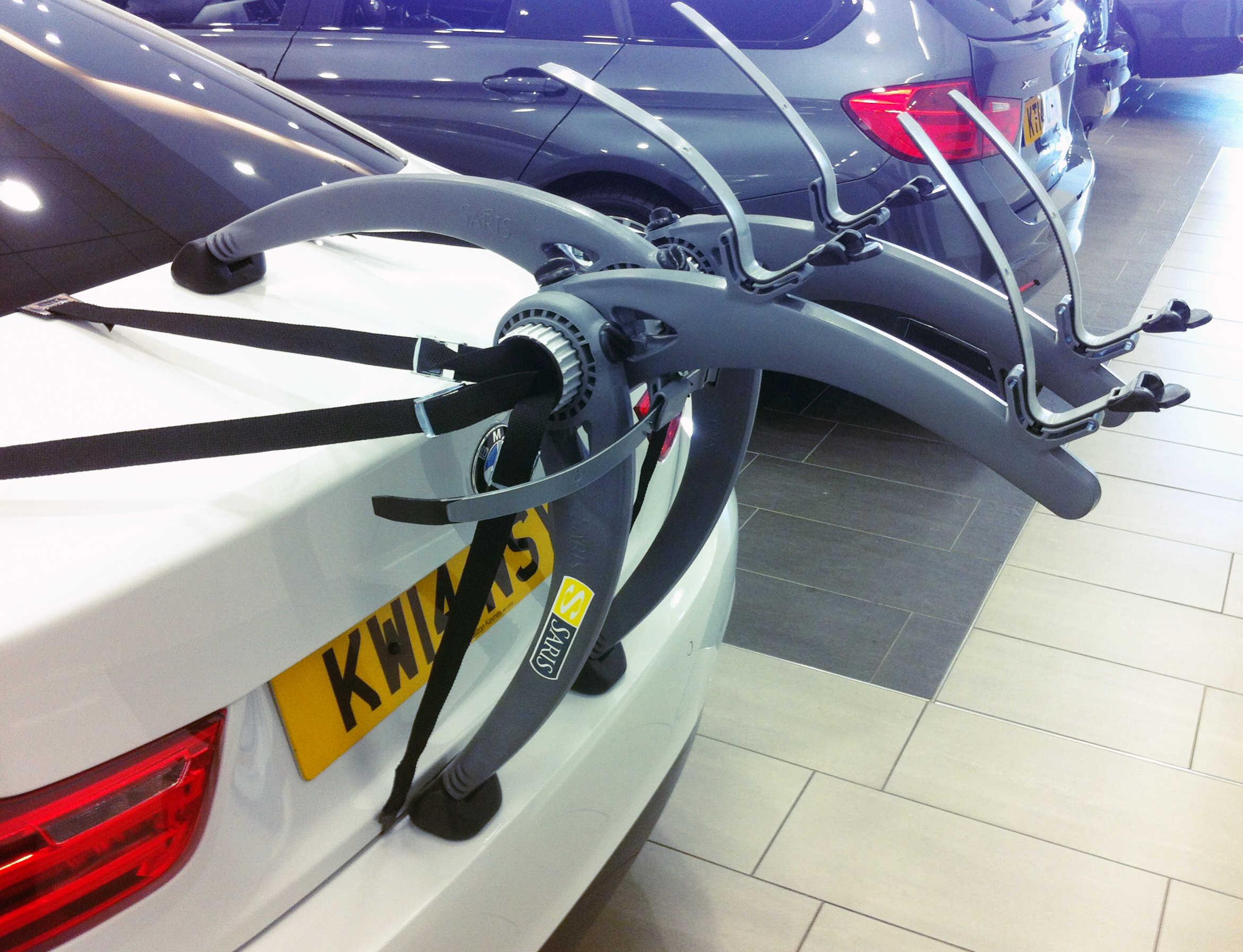 BMW 4 Series Bike Rack - Car Bike Racks & Bike Carriers