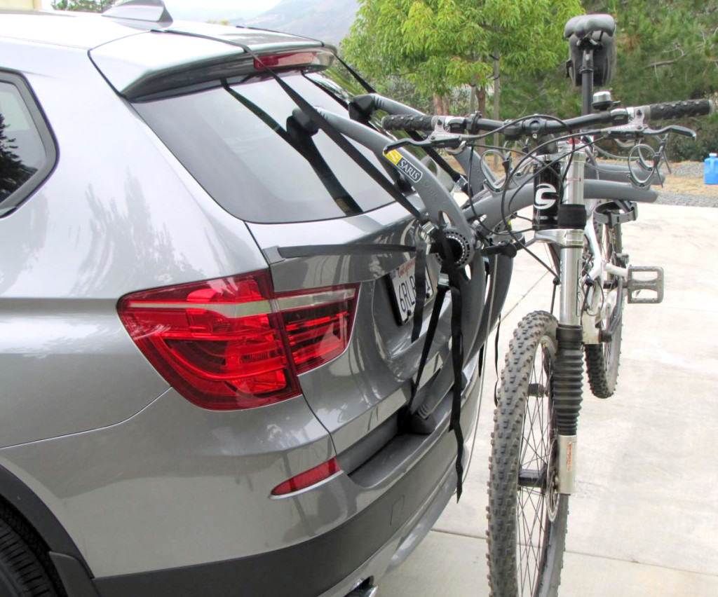 Bmw Bike Rack Stunning Racks That Your Bmw Deserves