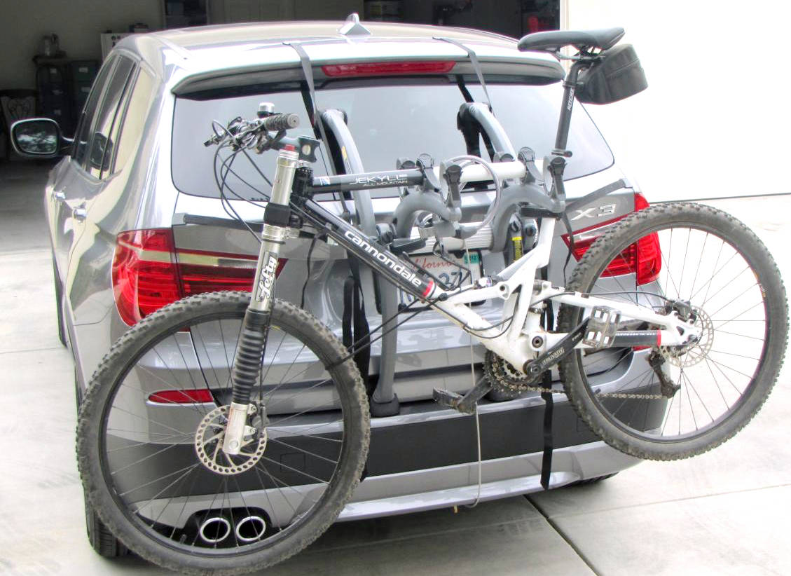 Car Bicycle Rack
