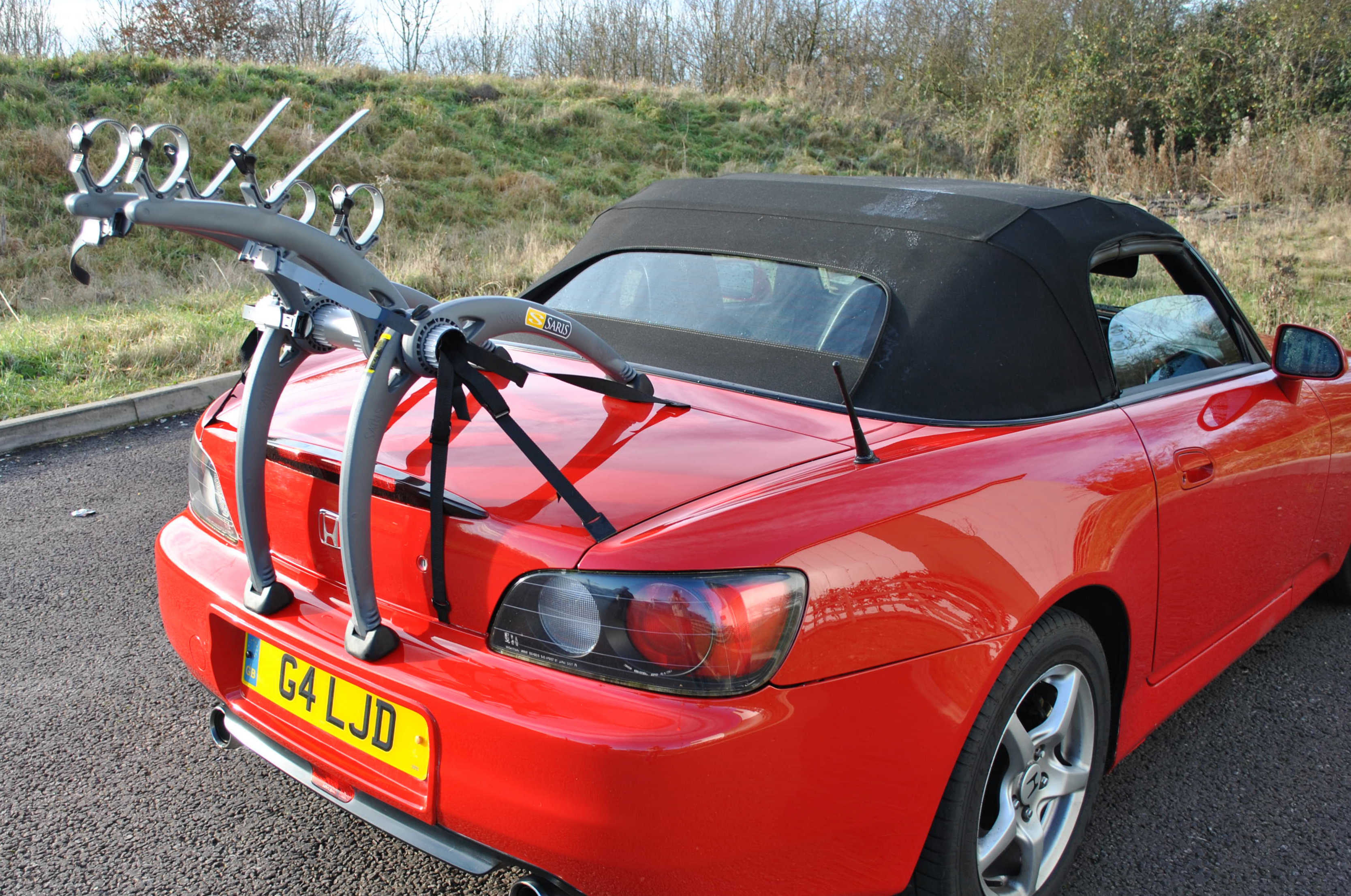 Honda S2000 Bike Rack No Bike Car Bike Racks Amp Bike Carriers