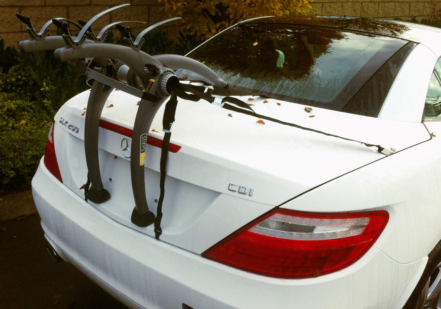 Mercedes Slk Bike Rack Car Bike Racks Amp Bike Carriers