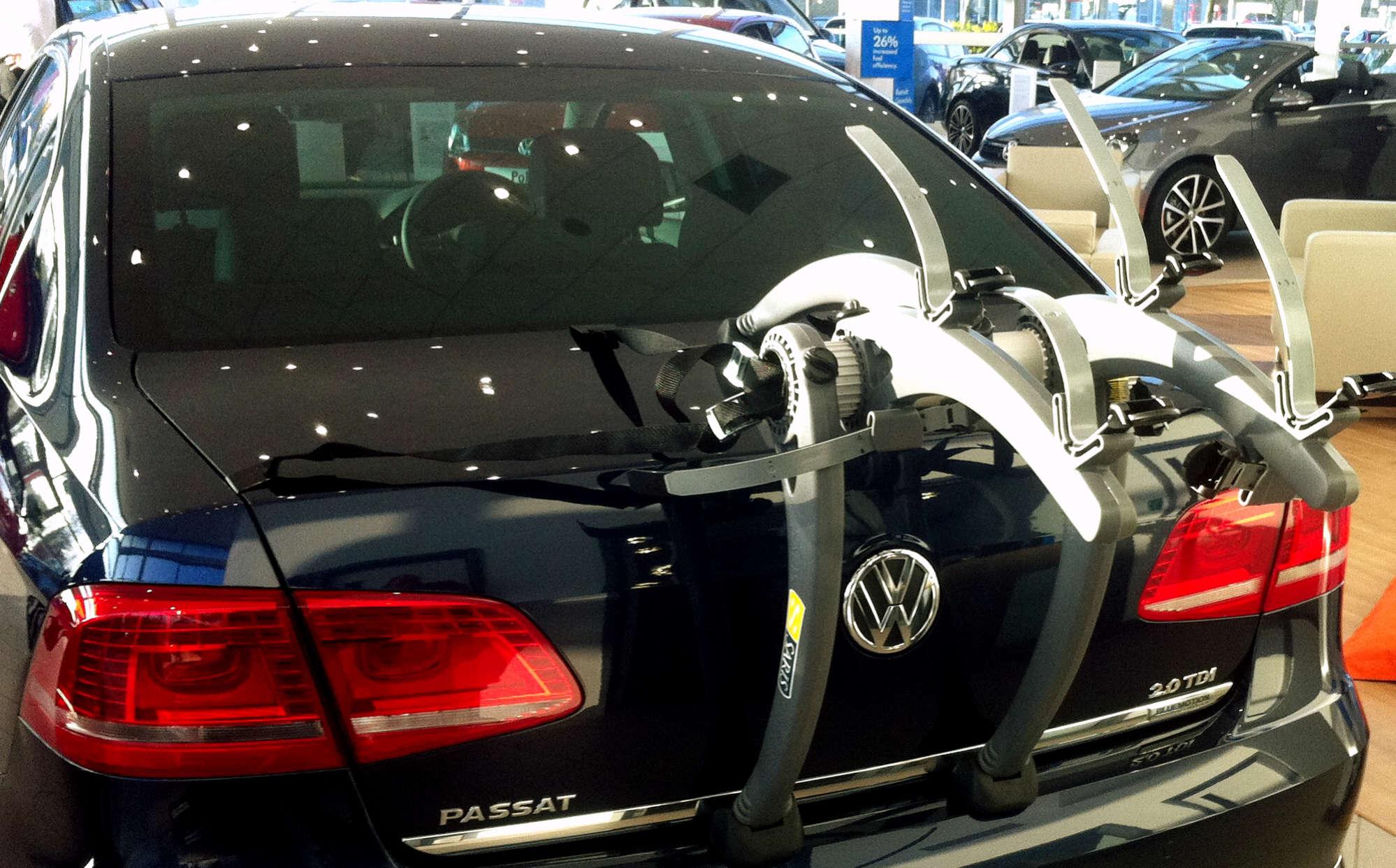 VW Passat Bike Rack - Car Bike Racks & Bike Carriers