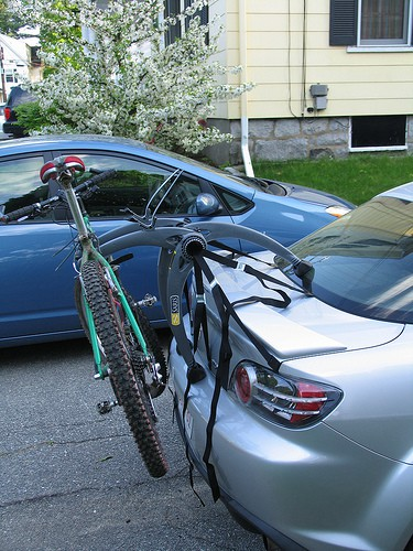 Mazda Rx8 Bike Rack The Best Out There Modern Arc