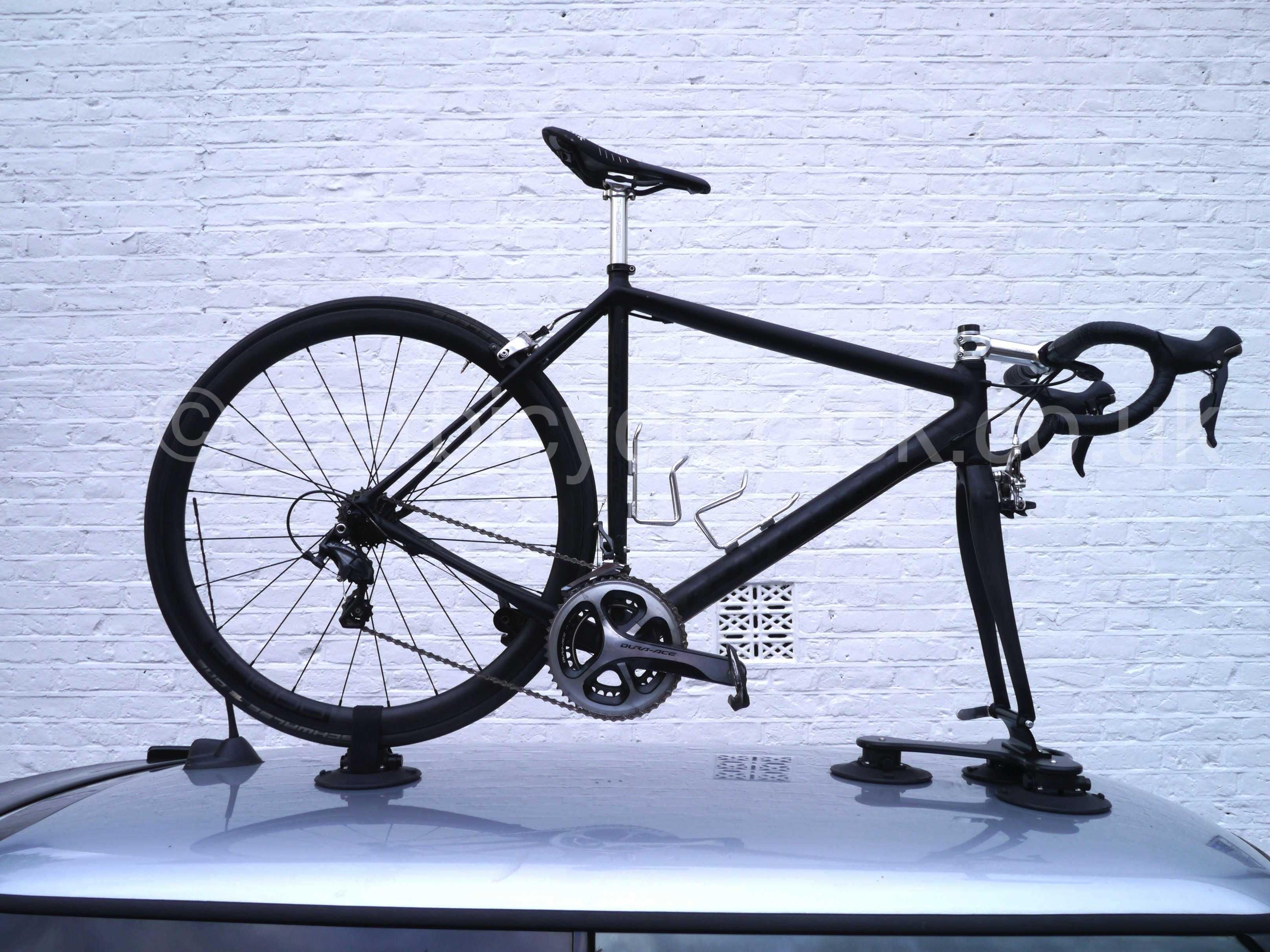 lotus evora bike rack no bolts clips straps or bars. Black Bedroom Furniture Sets. Home Design Ideas