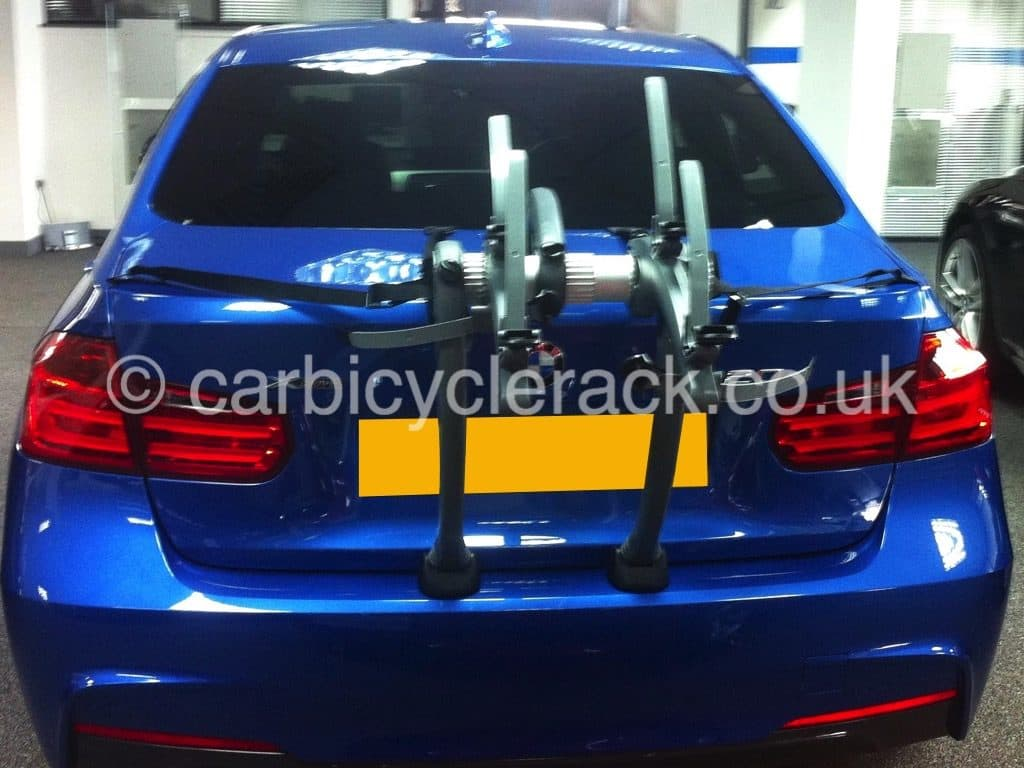 Bmw 3 Series Bike Rack Modern Arc Based Design No Steel