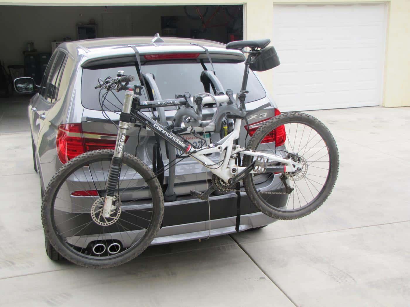 Volvo Xc90 Bike Carrier Car Bike Racks Amp Bike Carriers